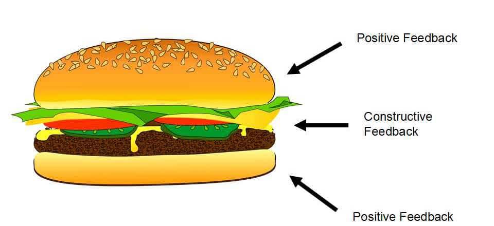 hamburger technique consulting skill