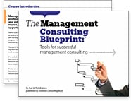 The management consulting blueprint consulting success coverg malvernweather Gallery