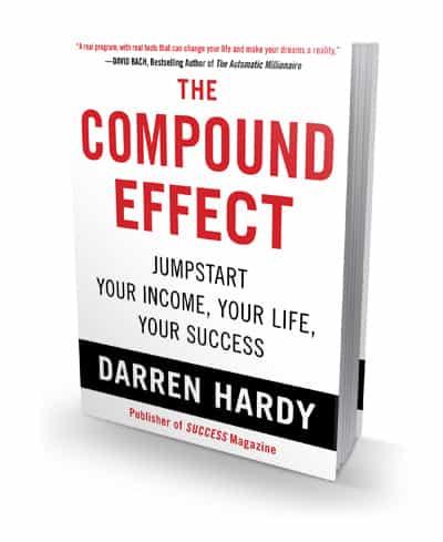 Compound Effect Book Darren Hardy