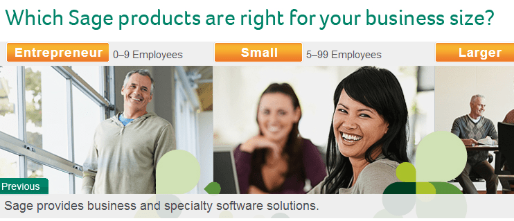Sage Accounting Software