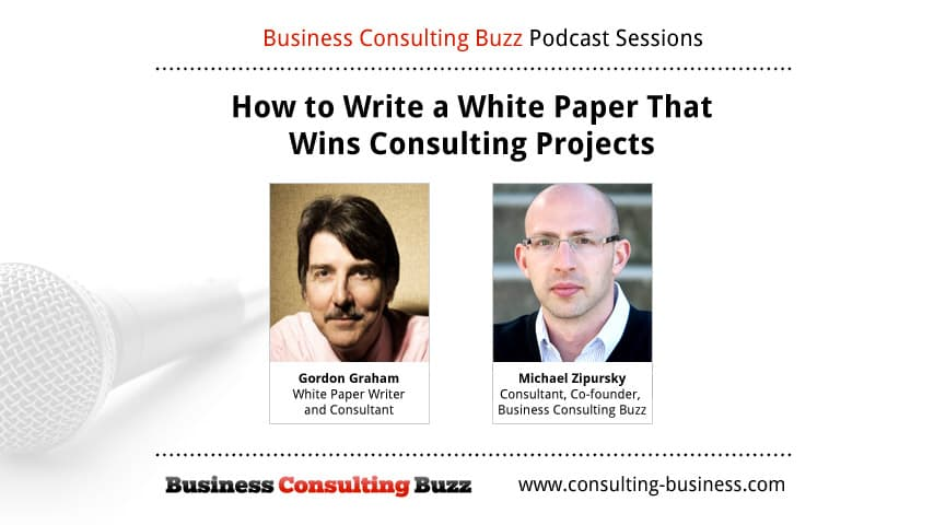 White Papers for Consultants
