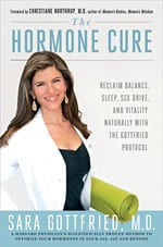 Hormone Cure Book Cover