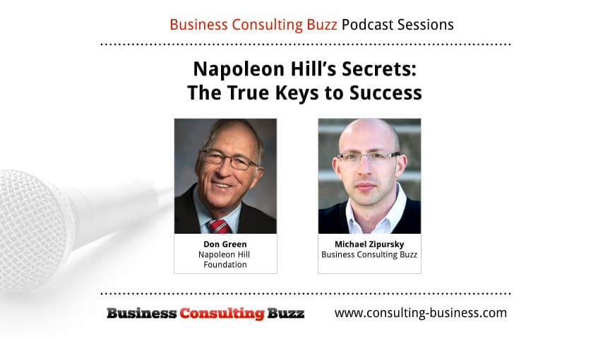 Napoleon Hill Success Secrets