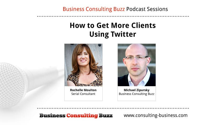 Get Clients With Twitter