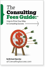 Consulting Fees & Pricing Guide Cover