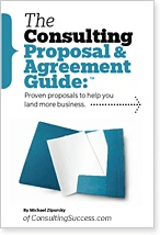 The Consulting Proposal & Agreement Guide Cover