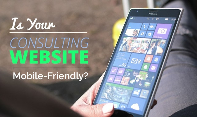 mobile-friendly-consulting-website