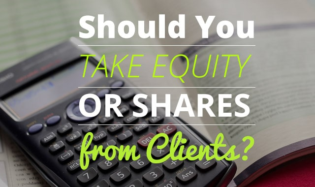 Take-Equity-Or-Shares-From-Clients