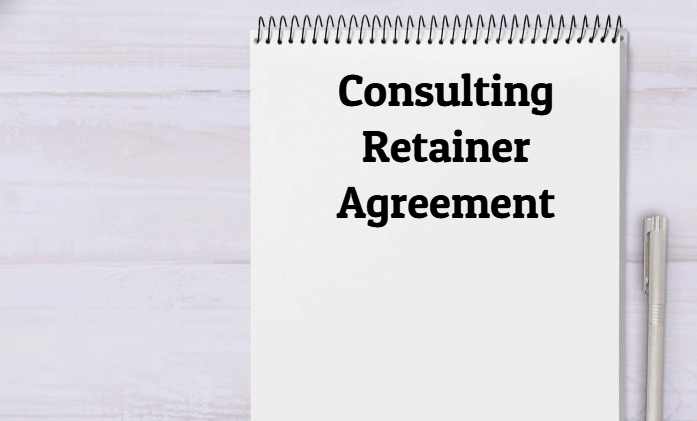 consulting retainer agreement