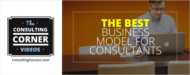 Technology Management Image: The BEST Business Model For Consultants