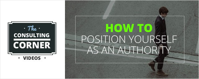 Position-Yourself-As-Authority