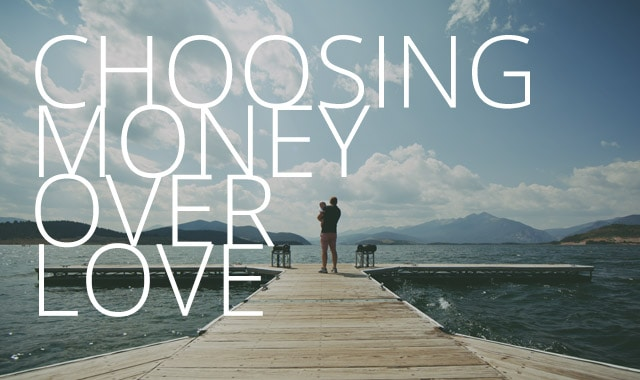 Money-Over-Love