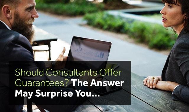 Consulting-Guarantees