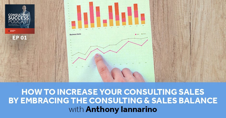 CSP 001 | Consulting Sales