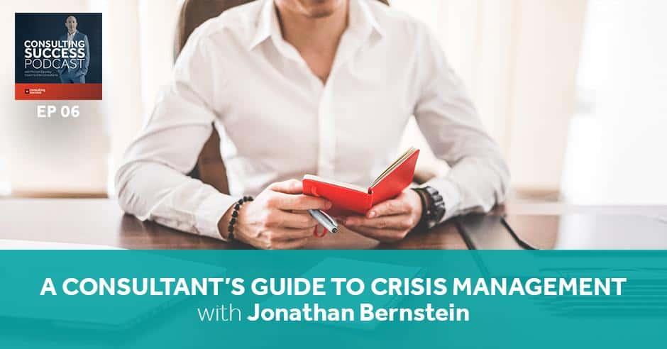 CSP 006 | Crisis Management