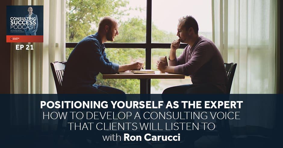CSP 021 | Consulting Expert