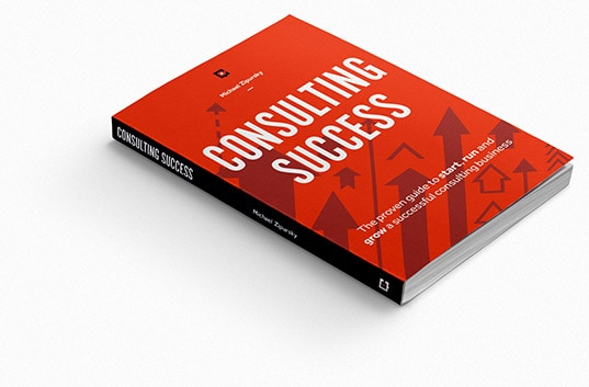 Consulting Success book cover
