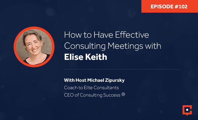 CSP 102 | Effective Consulting Meetings