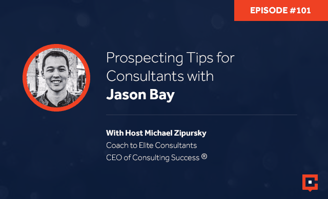 CSP 101 | Prospecting Tips For Consultants