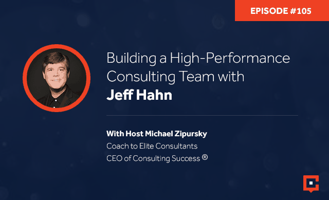 CSP 105 | High Performance Consulting Team