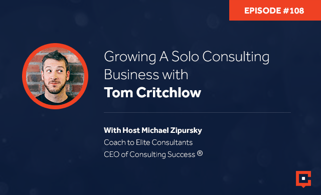 CSP 108 | Solo Consulting Business