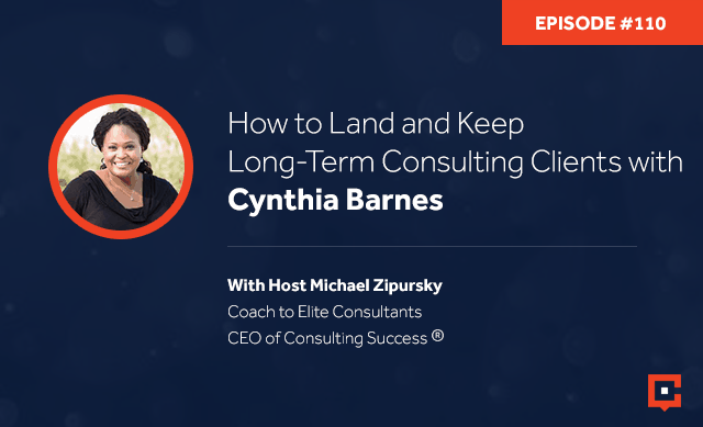 CSP 110 | Landing Consulting Clients