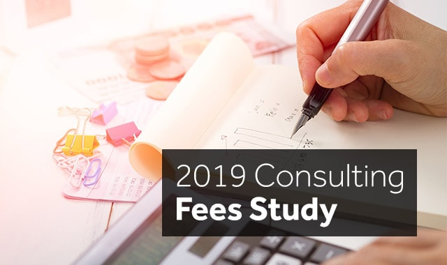 consulting fees study 2019
