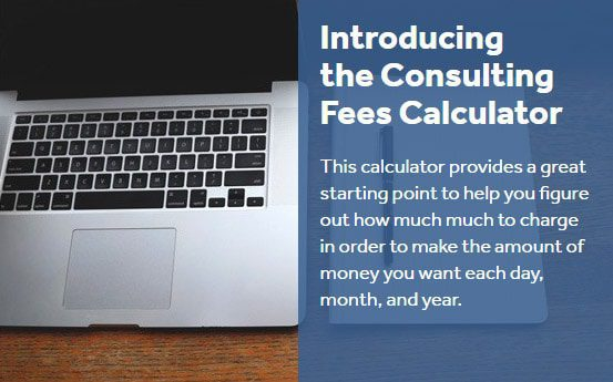 consulting fees calculator
