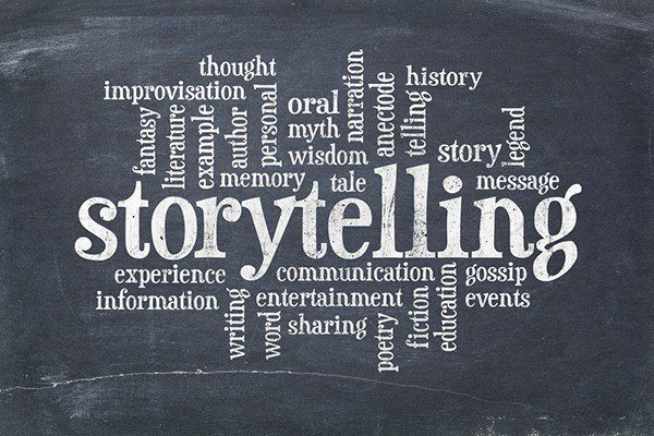 CSP 125 | Selling Through Telling Stories