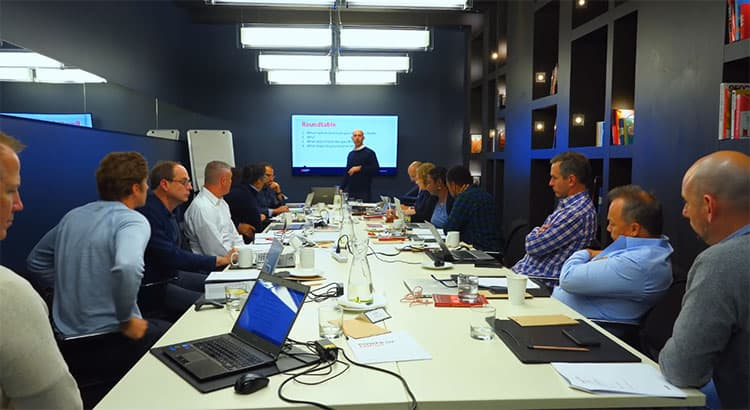 how to become a consultant workshop by michael zipursky