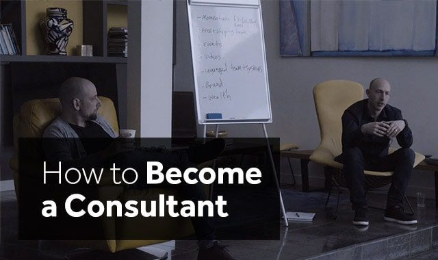 how to become a consultant guide
