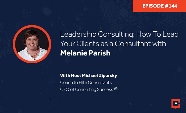 CSP 144 | Leadership Consulting