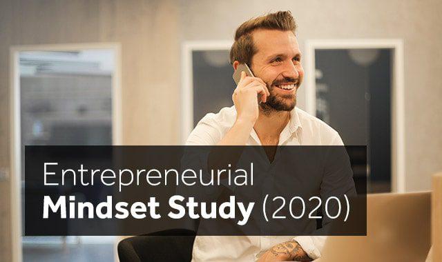 entrepreneurial mindset study