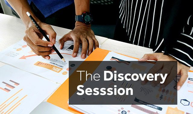 discovery session consulting offer