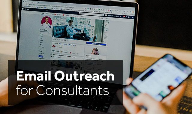 email outreach for consultants