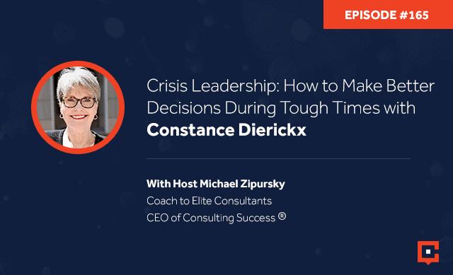 CSP 165 | Crisis Leadership