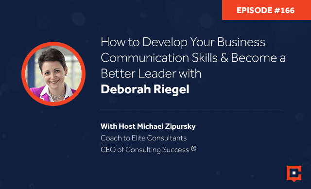 CSP 166 | Business Communication Skills