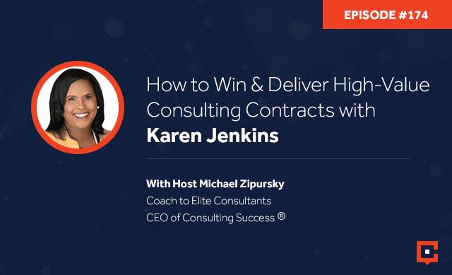 CSP 174 Karen Jenkins | Consulting Contract