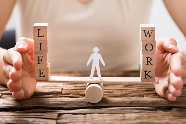 CSP 202 Michele Benton | Work-Life Balance
